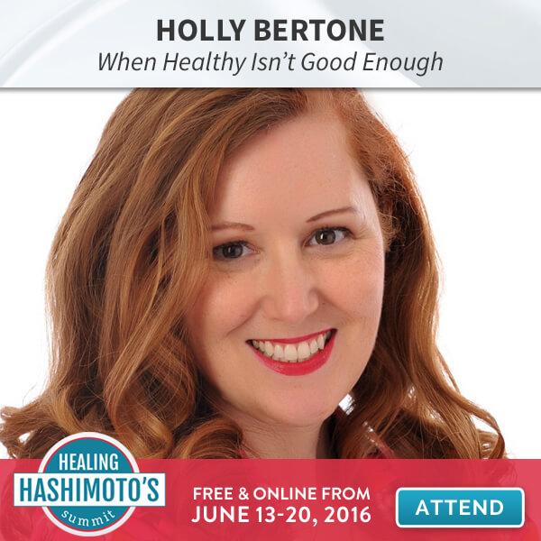 Healing Hashimoto's Summit Speaker