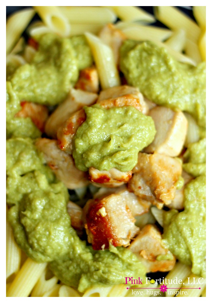 My boys eat mostly Paleo, and this grilled chicken and artichoke pesto is a family favorite. Traditional pesto is made with pine nuts and Parmesan cheese, but this recipe is dairy free with some easy substitutions.