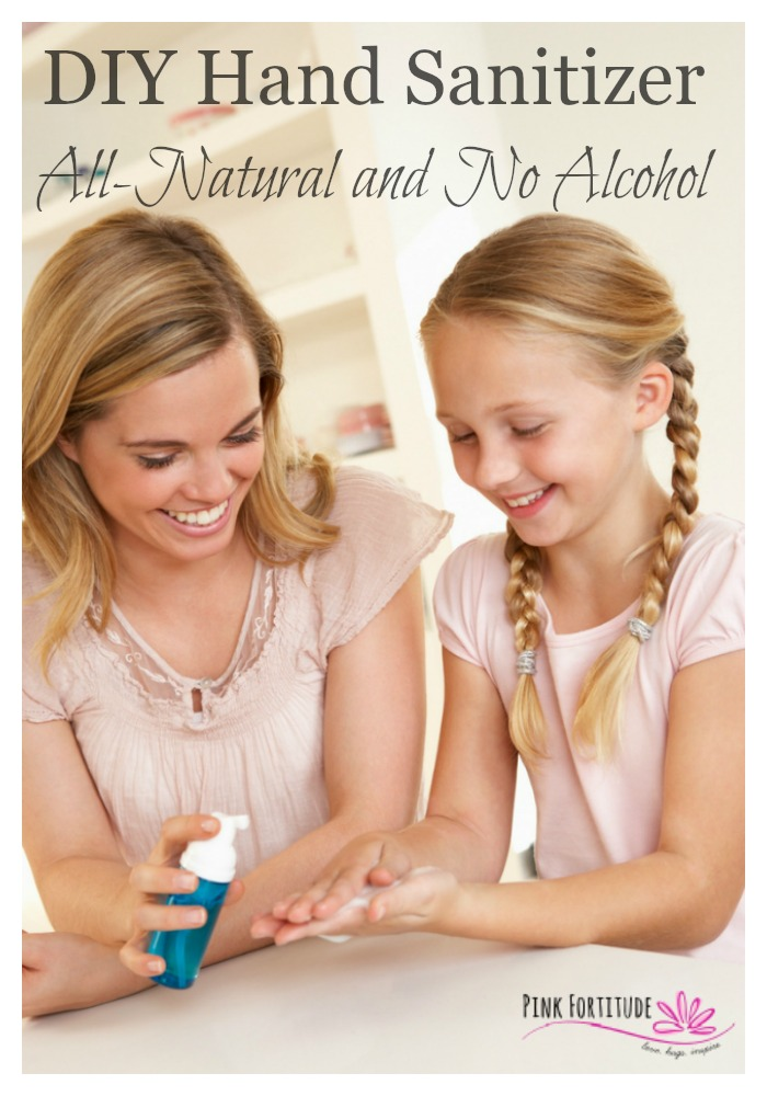 I've always had my doubts about the safety and effectiveness of commercial hand sanitizers, but when the FDA made their ruling regarding antibacterial soaps, I knew it was time to look into how to make an all-natural and no alcohol version of hand sanitizer. Spoiler alert - it's super easy and takes about 30 seconds. Learn how...