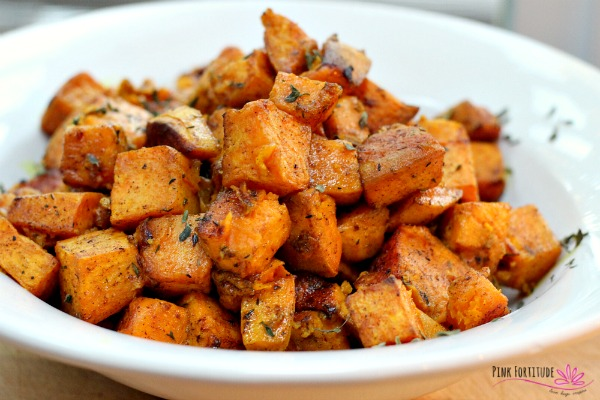 Healthy Sweet Potatoes No Marshmallows Needed Pink Fortitude Llc