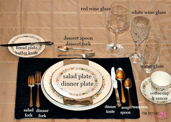 Table Setting Bread Plate u0026 Informal_place_setting Sc 1 St The Emily . & Surprising Table Setting Bread Plate Contemporary - Best Image ...
