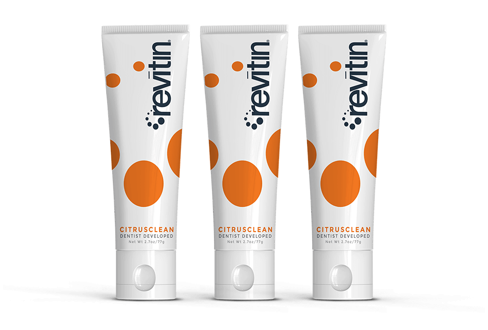 Revitin Prebiotic Toothpaste