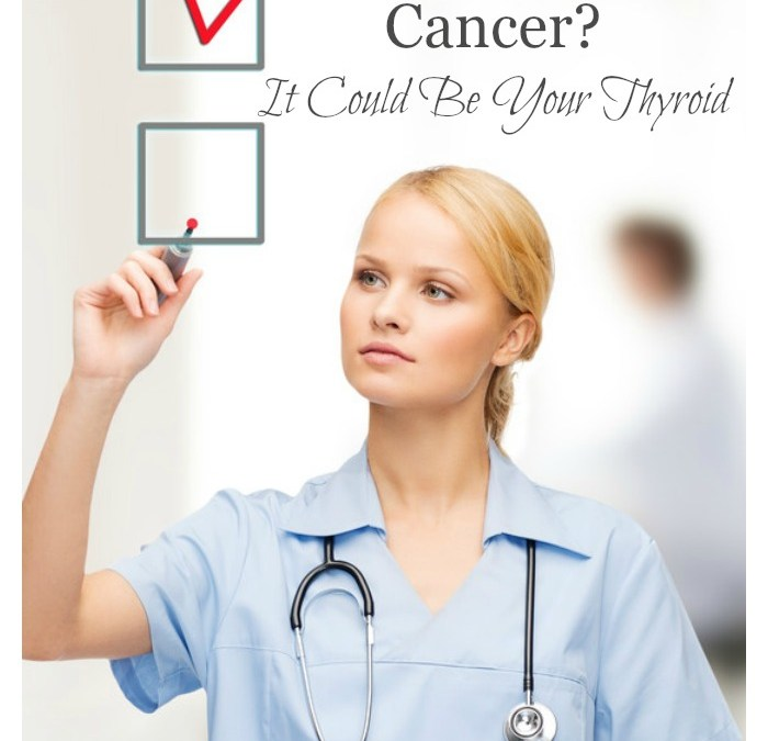 Still Sick After Cancer? It Could Be Your Thyroid