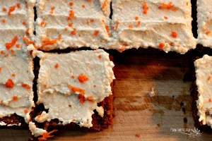 Healthy Carrot Cake – Gluten Free and Vegan