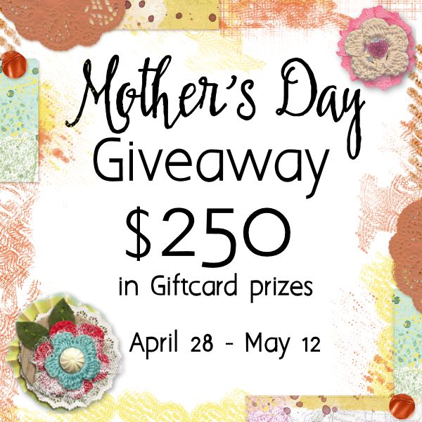 $250 Mother's Day Giveaway