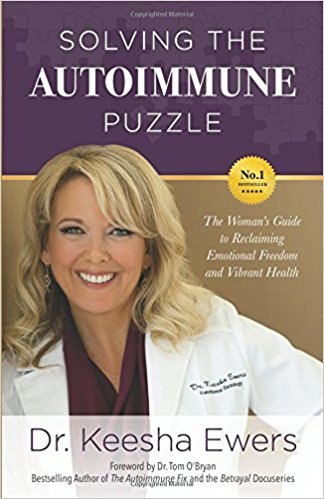 "Friday Favorite is a book which I know you will love - The Autoimmune Puzzle. Don't think it's ""just another autoimmune book"" - it's got a lot of awesome surprises inside!"