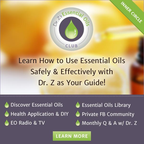 Essential Oils Club Insider