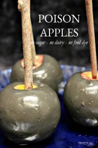 Poison Apples – No Sugar, No Dairy, No Food Dye
