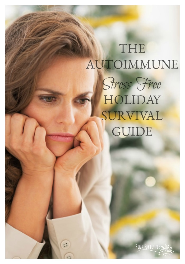 The holidays aren't always the Hallmark card ideal for many families. Add an autoimmune disease and additional restrictions into the mix, and it can cause extra undue stress to an already stressful time of year. Here are some great tips and ideas to help you manage your autoimmune condition during the holidays and to help you enjoy your time with family and friends.