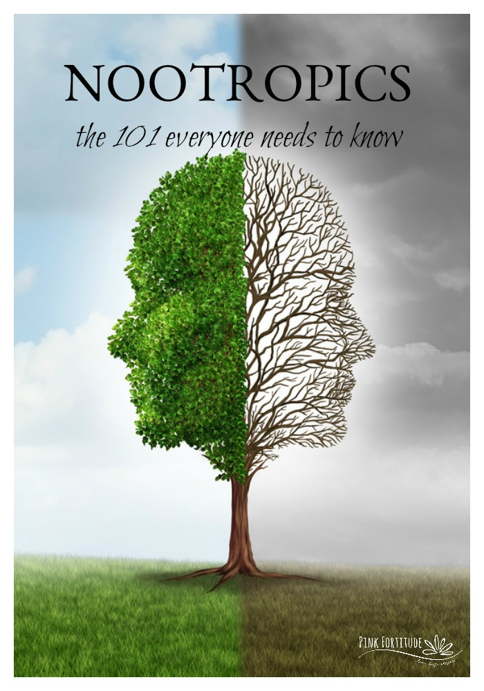 Have you gone from memory of steel to forgetting why you walked into a room? Does your child have ADHD or your parent have Alzheimer's? Whether it's from aging, traumatic brain injury, menopause, chemotherapy, or a host of other diseases, our brain is the hub of our being. When it doesn't work correctly, you can look to nootropics to help enhance your brain's function. Here's the 101 on nootropics to learn more...