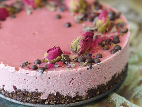 20+ Gorgeous Pink Recipes and Desserts – Gluten Free and/or Vegan