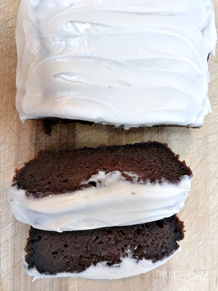 "I read somewhere that red velvet cake is the ""perfect combination of buttermilk and cocoa."" But what to do when you want a gluten free and/or vegan option? This red velvet cake will knock your socks off. It's great for Valentine's Day or any special occasion."