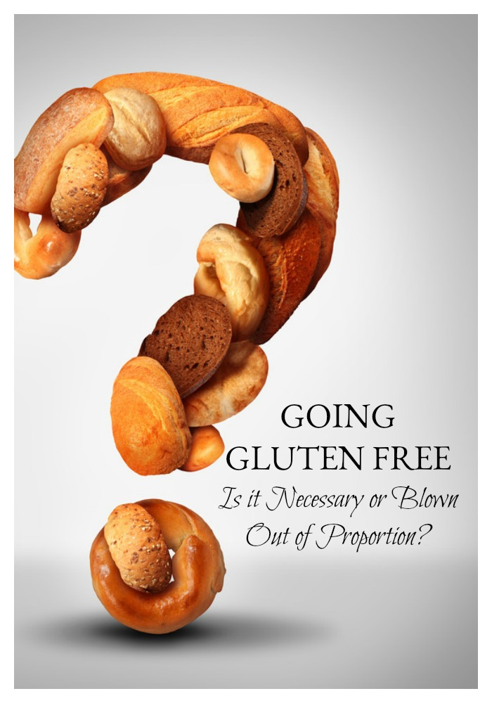 Today's article is compliments of Dr. Michael Ruscio and his new book, Healthy Gut, Healthy You. I'm about to say something very controversial, are you ready? You might not need to go gluten free. Gasp! I know what you're thinking – but gluten is terrible for you! But is gluten really terrible for everyone?