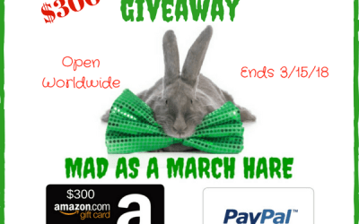 March Madness $300 Cash Giveaway
