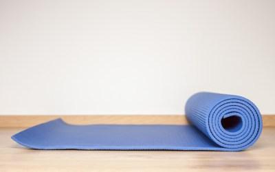 Yoga Mat Cleaner DIY