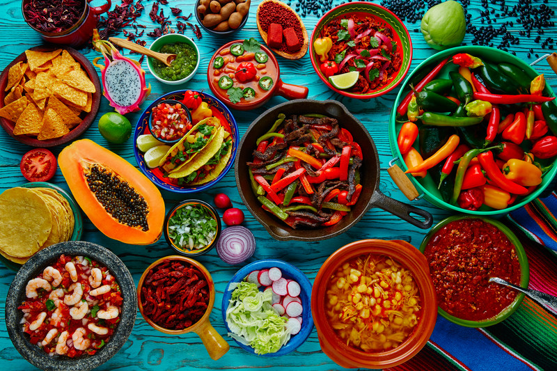30 Healthy Cinco de Mayo Recipes (GF/V/P)