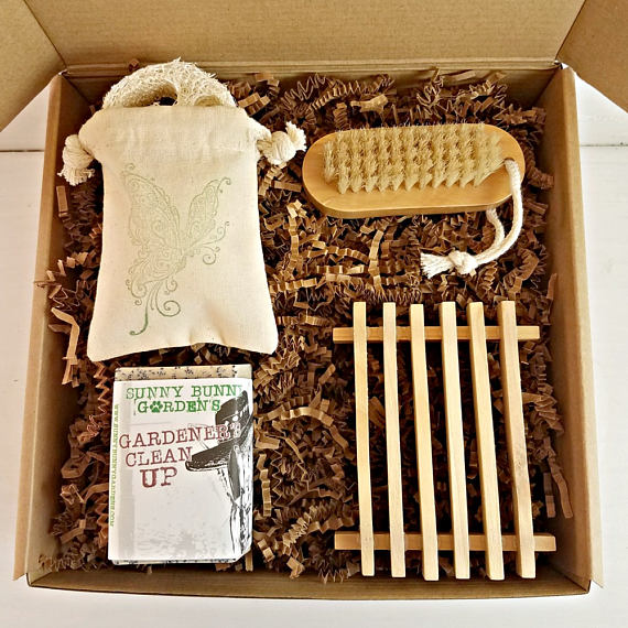 Eco-Friendly Gardner Gift Box