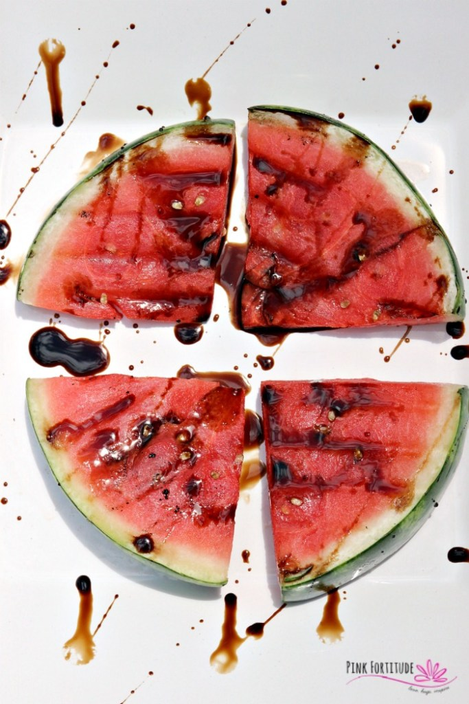 "Have you ever thought about trying grilled watermelon but don't know where to begin? This is one of the tastiest and most healthiest desserts you can eat. It's so simple to make and doesn't take a lot of time and effort. The inspiration came from a restaurant and the quality is certainly ""guest-worthy."" But also perfect for any ordinary day. Check out the how-to... with a video too!"