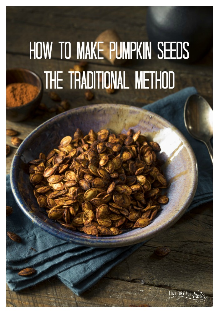 Are you like me and every year seem to forget how to make pumpkin seeds? And then you're like... OH YEAH! It's that simple, how could I forget? This is your super quick refresher course on how to make pumpkin seeds - the traditional method. And we'll throw in a few variations just for fun. Let's get started... #pumpkinseed #pumpkin #recipe #diy #pinkfortitude