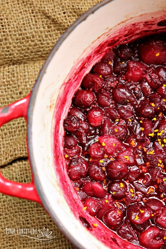 The debate over the cranberry sauce - canned or homemade? Seriously? This cranberry sauce recipe is one that everyone will love. It's naturally sweet and is gluten free, vegen, and Paleo, with one little switch to also make it Whole30 and keto.  Nothing to argue about here! Get the recipe...