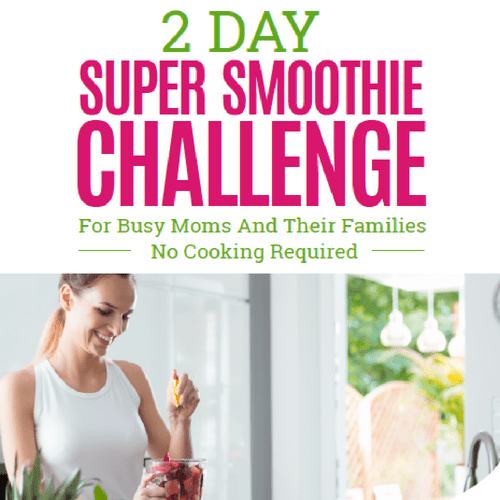 2 Day Smoothie Challenge