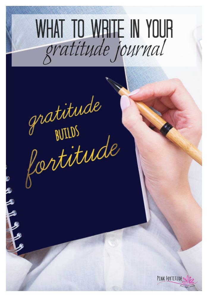 What gratitude how practice