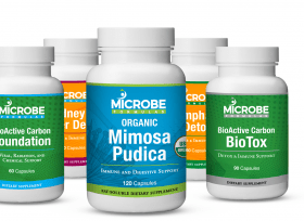Microbe Formula - Detox and Parasites