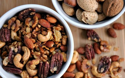 Spiced Nuts – Sweet and Savory