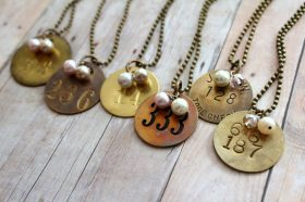 Miner Tag/Tool Tag Necklace