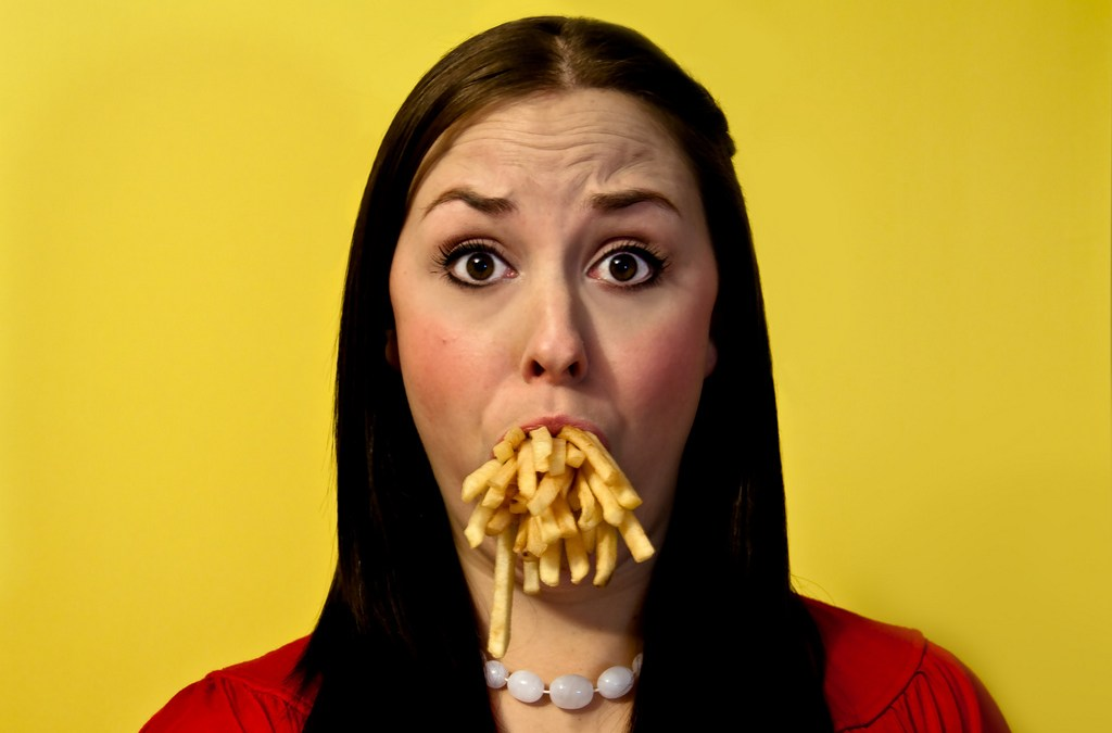 The Better Way to Stop Emotional Eating