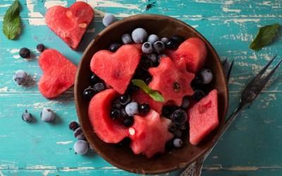 15 Patriotic Fruit Treats – Gluten Free + Vegan + Paleo Options