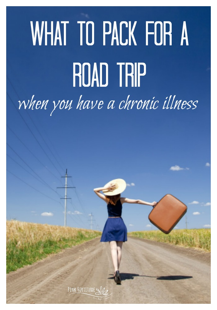 The logistics for planning for a road trip can be daunting. But add a chronic illness to the mix, and it's a whole new ball game. Whether you have an autoimmune disease, cancer, or another condition, we've got you covered with this all-inclusive list of what to pack for a road trip with a chronic illness.
