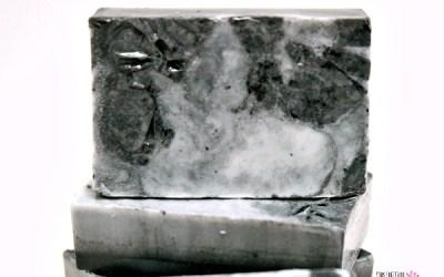 DIY Charcoal Detox Soap