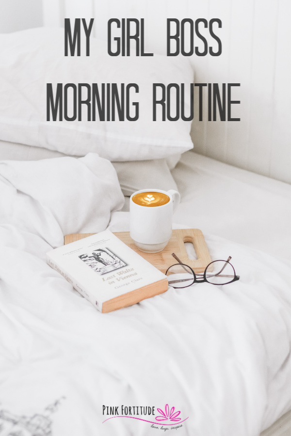 I often get asked to share some behind the scenes, especially when it relates to my routines. Trying not to disappoint, today I'm sharing my girl boss morning routine and secret morning productivity hacks. Are you ready to rise and shine?