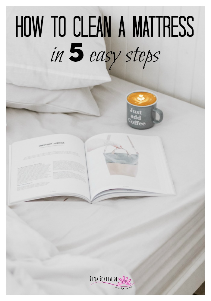 Your mattress is an investment in your restorative sleep. But how do you clean your mattress? Even though you can't throw it into the washing machine, it's easier than you think. Here's how to clean your mattress in 5 easy steps - the all-natural way and without chemicals or a vacuum cleaner!