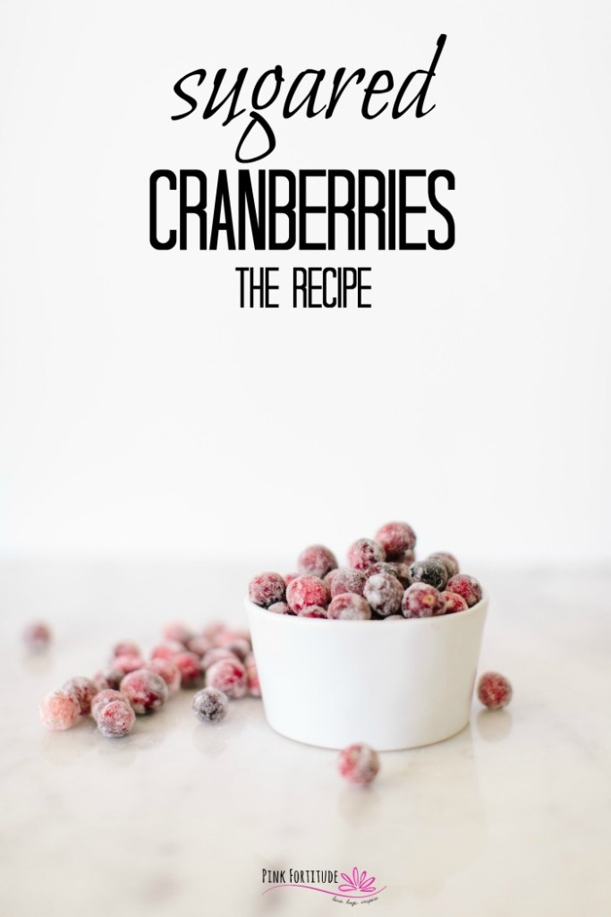 These sugared cranberries will WOW your holiday crowd. They are not only beautiful, but they are also the perfect combination of tart and sweet. Or sweet and tart. Oh, and they are super easy to make! Get the recipe...