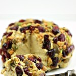 It's not a party until the cheese spread comes out. It's the perfect appetizer for any holiday gathering, game day, ladies brunch, or party in general. This vegan cheese ball is dairy-free, is covered with cranberries and pistachios, is easy to make, and is absolutely delicious. Get the recipe...