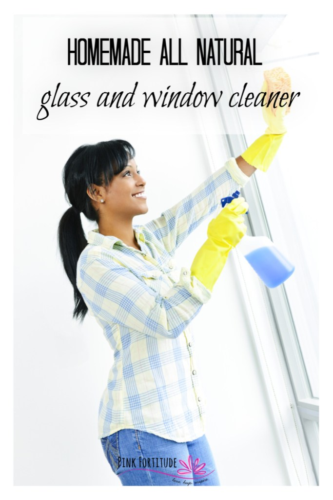 Making your own homemade, non-toxic, and all-natural window and glass cleaner is easier than you think! It only takes a few ingredients that you already have in your home. Get the super simple DIY!