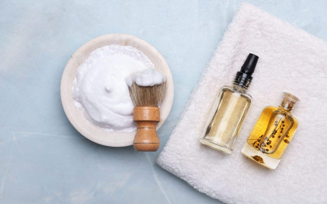 Homemade All-Natural Beard Oil DIY