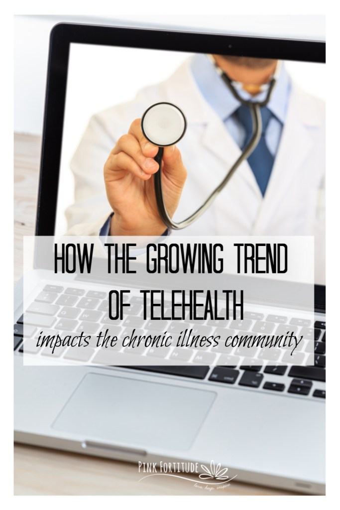 Telemedicine continues to expand its reach with doctors and practitioners offering online and virtual appointments. But there is a certain population of individuals where the impact is more significant. Learn how the growing trend of telehealth impacts the chronic illness community.