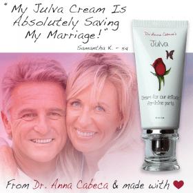 Julva Cream by Dr. Anna Cabeca