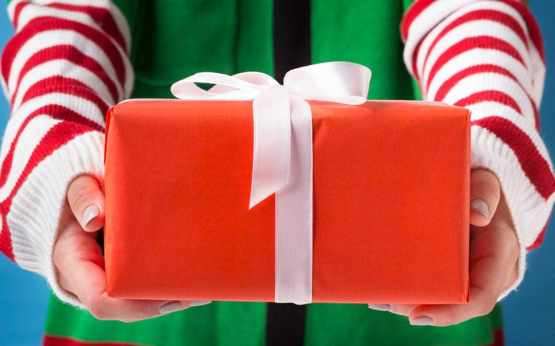 Elf on the Shelf Teaches Gratitude