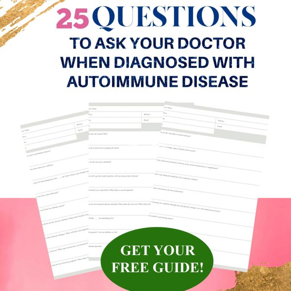 DIAGNOSED 25 Questions