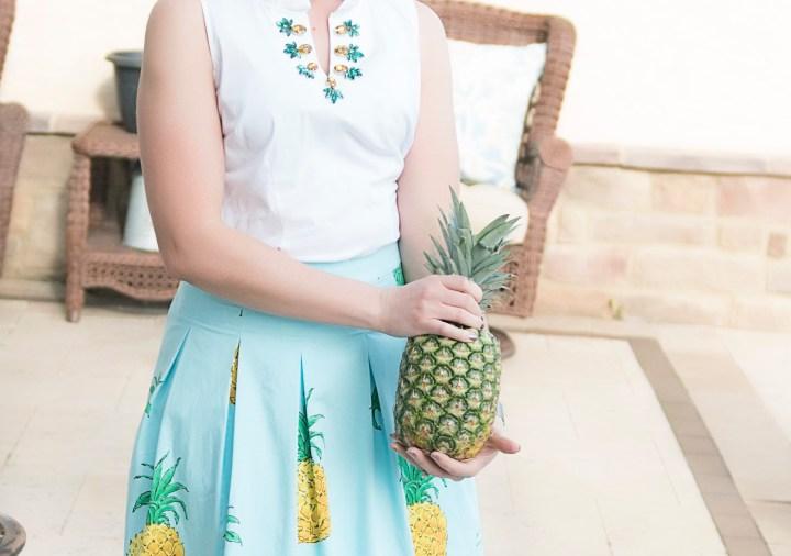 Posh Pineapples