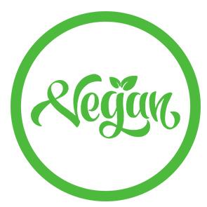 Diseño gráfico - Icono Vegan