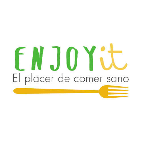 Diseño gráfico - Logotipo Enjoy-it!