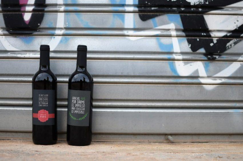 Etiqueta tu vino