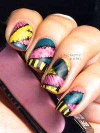 Best Halloween Nail Designs - Pink Lover