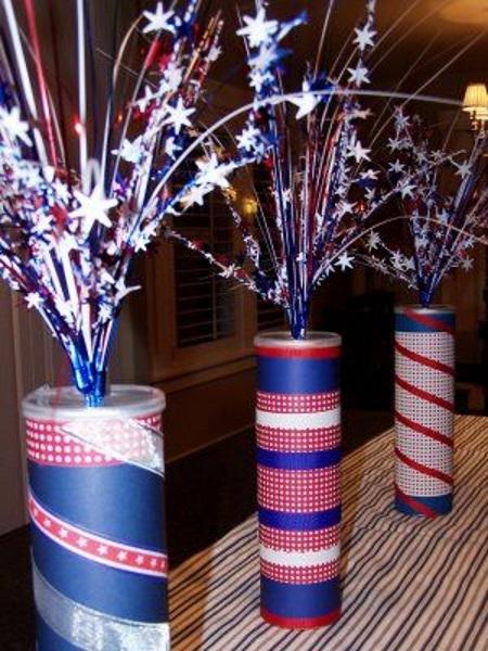 firework decoration ideas