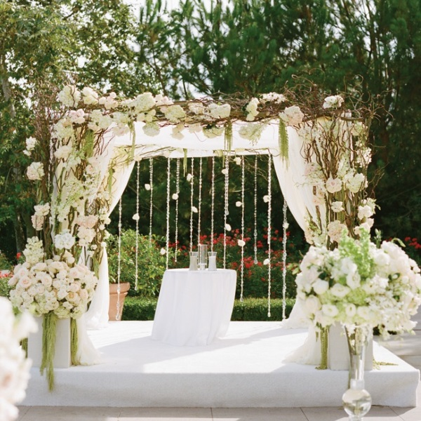 60 Best Garden Wedding Arch Decoration Ideas I Love Pink